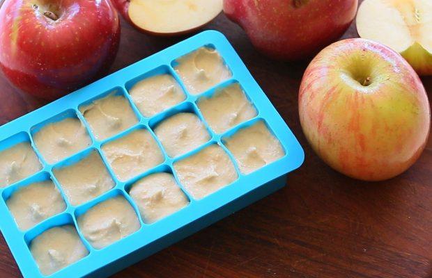 ไก่อบแอปเปิ้ล ฟันน้ำนม